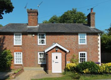 Thumbnail 2 bed cottage to rent in North Road, Goudhurst, Cranbrook
