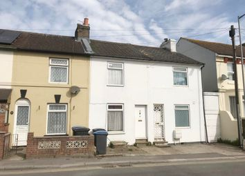 Thumbnail 2 bed terraced house for sale in 16 Coombe Valley Road, Dover, Kent