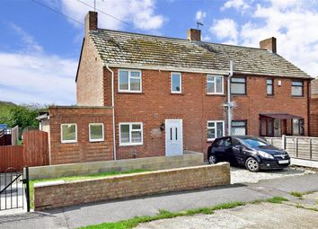 Thumbnail 3 bedroom semi-detached house for sale in Harps Avenue, Minster On Sea, Sheerness, Kent