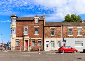Thumbnail 4 bed terraced house for sale in Ravensworth Street, Wallsend
