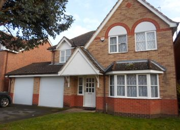 Thumbnail 5 bed detached house for sale in Mount Pleasant, Oadby