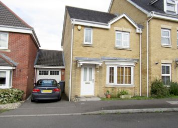 Thumbnail 3 bed terraced house to rent in Segensworth Road, Titchfield, Fareham