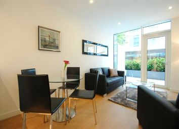 Thumbnail 1 bed flat to rent in Rossetti Apartments, Saffron Cental Square, Croydon, Surrey