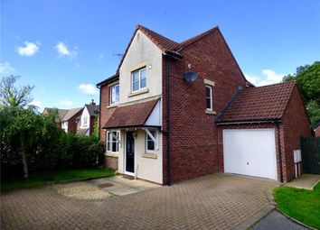 Thumbnail 3 bed detached house for sale in Whitfell Avenue, Carlisle, Cumbria