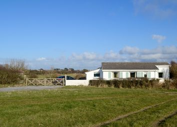 Thumbnail 3 bedroom detached bungalow for sale in Constantine Bay, Constantine Bay