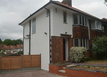 Thumbnail 3 bed semi-detached house to rent in Lawrence Street, London