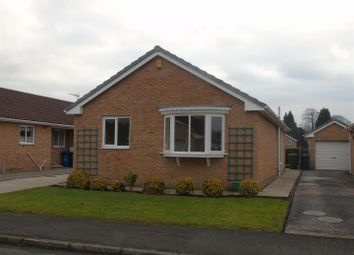 Thumbnail 3 bed detached bungalow for sale in Rhodesia Road, Chesterfield