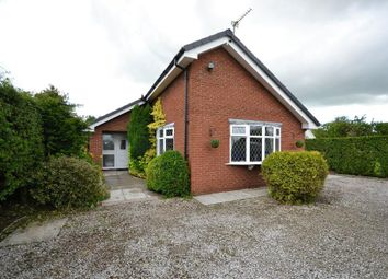 Thumbnail 4 bed detached bungalow for sale in Coach Road, Bickerstaffe