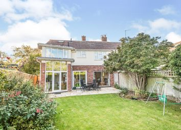 Thumbnail 5 bed semi-detached house for sale in High Street, Sutton Courtenay, Abingdon