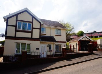 Thumbnail 3 bed detached house for sale in Park Drive, Bargoed, Caerphilly