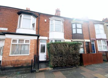 Thumbnail 2 bed terraced house to rent in Lambert Road, West End, Leicester