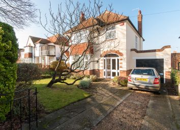 Thumbnail 4 bedroom detached house for sale in Leicester Avenue, Cliftonville, Margate