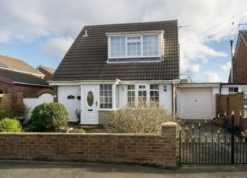 Thumbnail 3 bed detached bungalow for sale in Chellsway, Withernsea, East Riding Of Yorkshire