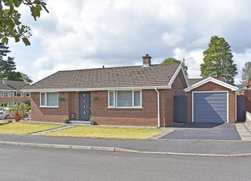 Thumbnail 2 bed detached bungalow for sale in 3 Bryngwy, Rhayader