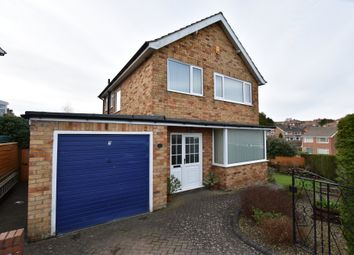 Thumbnail 3 bed detached house for sale in The Parkway, Scarborough