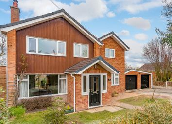 Thumbnail 4 bed detached house for sale in Fairview Drive, Bayston Hill, Shrewsbury