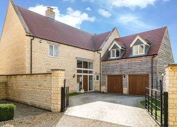 Thumbnail 5 bedroom detached house for sale in Padmore Place, Baston, Peterborough