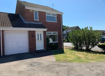 Thumbnail 3 bed detached house to rent in Hartley Close, Chipping Sodbury, Bristol