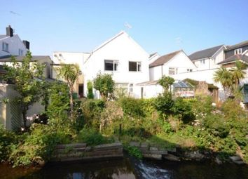 Thumbnail 3 bedroom terraced house for sale in Dawlish, Devon