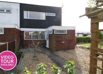 Thumbnail 3 bed end terrace house for sale in Wood End, Ropsley, Grantham