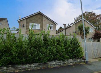 Thumbnail 4 bedroom detached house for sale in Oak Road, Tavistock