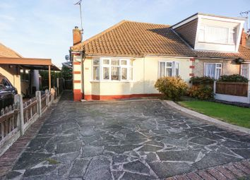 Thumbnail 2 bed semi-detached bungalow for sale in Hatfield Road, Rayleigh