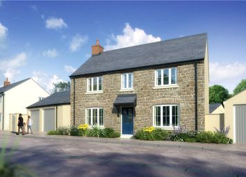 Thumbnail 3 bed detached house for sale in Plot 3 Malthouse Meadow, Portesham, Weymouth, Dorset