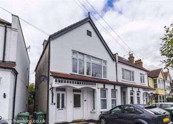 3 bed maisonette for sale in Welldon Crescent, Harrow, Middlesex HA1