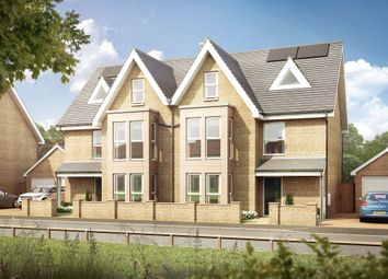 Thumbnail 5 bed semi-detached house for sale in Kent Drive, Harrogate, North Yorkshire