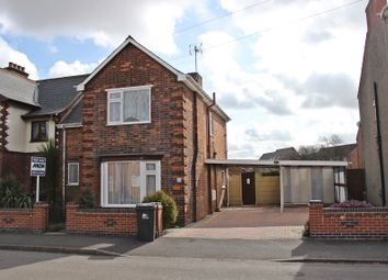 Thumbnail 3 bed detached house for sale in Quarry Road, Somercotes