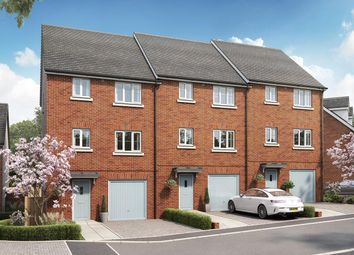 """4 bed terraced house for sale in """"The Foulston"""" at Tithe Barn Lane, Exeter EX1"""
