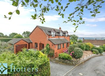 Thumbnail 4 bed detached house for sale in Scotts Lane, Knowbury, Ludlow