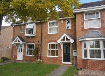 Thumbnail 2 bedroom terraced house to rent in Bressingham Gardens, Northampton