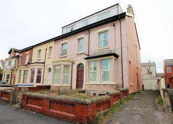Thumbnail 1 bedroom flat to rent in Raikes Parade, Blackpool, Lancashire