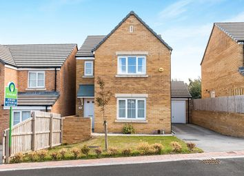 Thumbnail 3 bed detached house for sale in Dukes Avenue, Bradford
