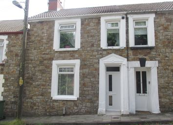 Thumbnail 2 bed terraced house for sale in Church Street, Pontlottyn, Bargoed