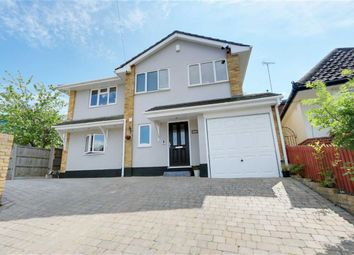 Thumbnail 5 bed detached house for sale in Mountdale Gardens, Leigh, Essex