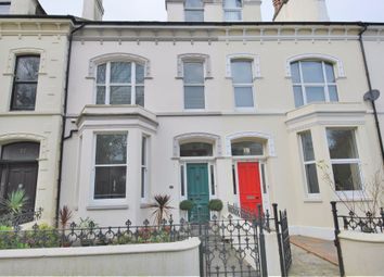 Thumbnail 5 bed town house for sale in Woodbourne Square, Douglas, Isle Of Man