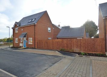 Thumbnail 3 bed detached house for sale in Highworth Road, Shrivenham, Swindon