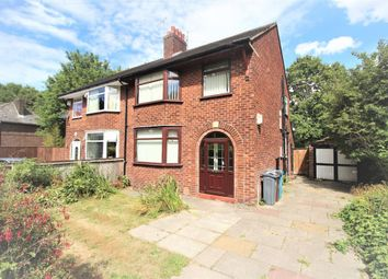 Thumbnail 3 bed semi-detached house for sale in Sale Road, Manchester