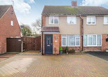 Thumbnail 3 bedroom semi-detached house for sale in Milton Grove, Bletchley, Milton Keynes