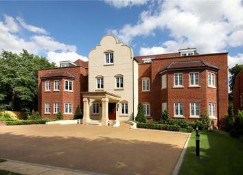 Thumbnail 3 bedroom flat for sale in Laggan House, Lady Margaret Road, Sunningdale, Berkshire