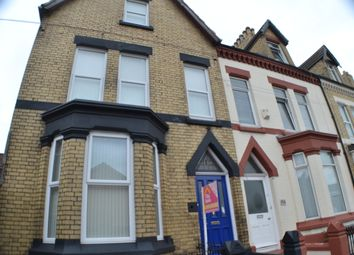 Thumbnail 6 bed terraced house for sale in Belmont Road, Liverpool