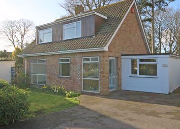 Thumbnail 4 bed detached house to rent in Fir Tree Lane, Highcliffe, Christchurch