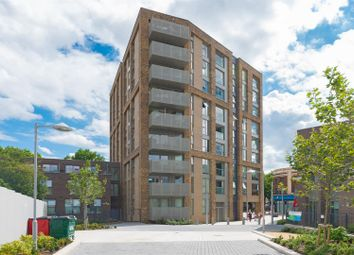 Thumbnail 2 bed flat to rent in Stockwell Park Walk, London