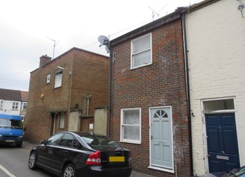 Thumbnail 2 bed end terrace house for sale in Portland Place, King's Lynn