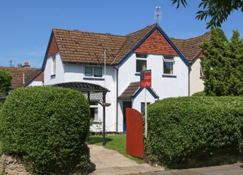 Thumbnail 3 bed semi-detached house for sale in Garston Lane, Wantage