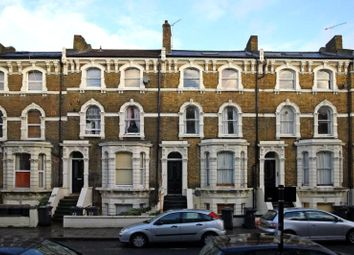 Thumbnail 2 bed flat to rent in Ferndale Road, Clapham North, London