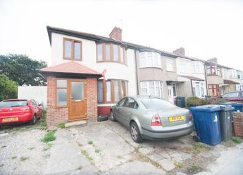 Thumbnail 5 bedroom end terrace house to rent in Sunnycroft Road, Southall