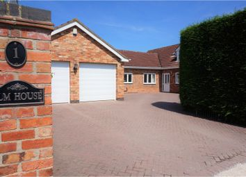 Thumbnail 4 bed detached bungalow for sale in Spinney Drive, Leicester